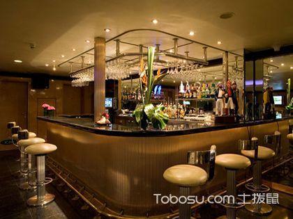 细数酒吧吧台规格要点 设计合理才能欢快畅饮