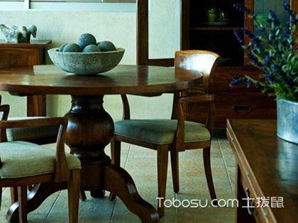 古典欧式餐桌 零距离感受木质精品