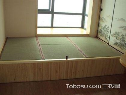 日式风格床 如何改造用于卧室?