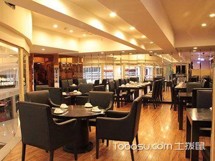港式茶餐厅装修,简约开放更能吸引顾客