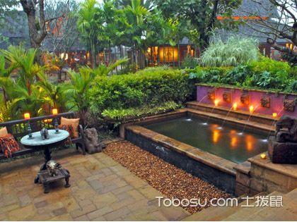 东南亚风格景观特点 享受生活的乐趣