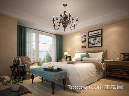 美式风格卧室:自然舒适的私密空间