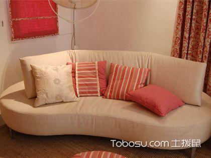 小户型布艺沙发 优雅温馨无处不在
