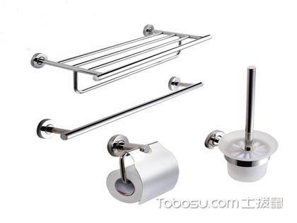 浴室挂件是太空铝好还是不锈钢好?3个方面准确选购
