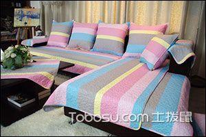 沙发垫布艺坐垫