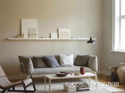 小户型客厅沙发摆放技巧