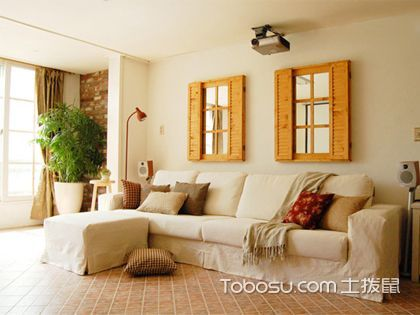 家具颜色搭配 协调让空间更舒适