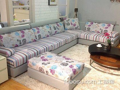 田园风格的沙发,给你一室自然美