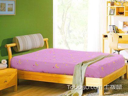 床单和床笠的区别:外观、规格皆有差异