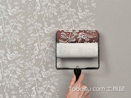 艺术涂料工具 墙面也能很精彩