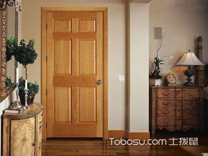 木门安装验收标准 从五个部分入手
