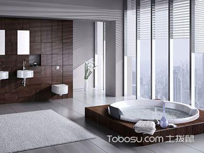 浴室装修设计,打造舒适个性卫浴间