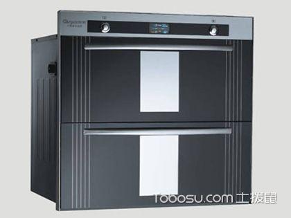 消毒柜尺寸如何選擇,容量合適才可物盡其用