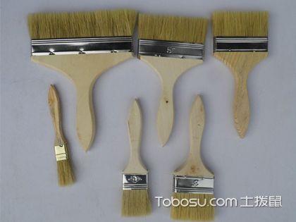 油漆工具细致分工 方便墙面施工