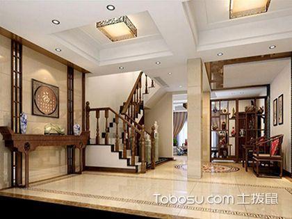 别墅装饰设计选 中式风格最温暖