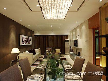 3-5万现代装修预算清单,87平装出3室2厅1厨