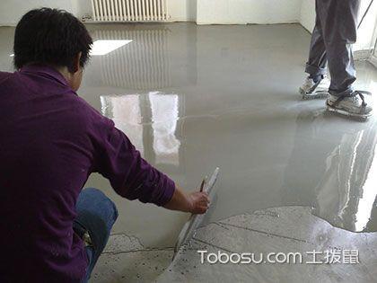 地面找平施工工艺,做出合格的地面工程