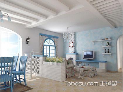 """地中海风格设计说明 为你把""""海""""装回家"""