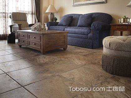 客厅瓷砖选择有门道,尺寸、风格都要把握好