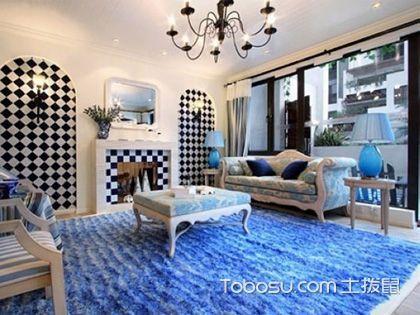 地中海装修风格案例 诗情画意的生活空间