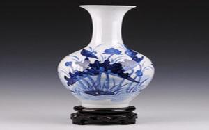 【陶瓷花瓶】陶瓷花瓶种类,陶瓷花瓶摆放风水,保养