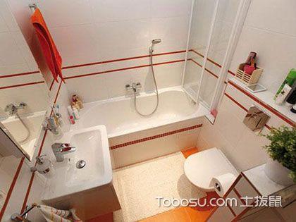 小浴室装修5大秘籍,以小变大的秘密