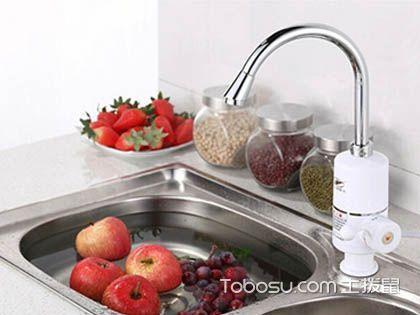 電熱水龍頭怎么樣,方便家居熱水使用
