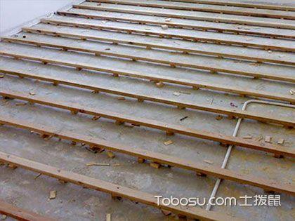 木地板的铺法,毛地板龙骨铺设法详解
