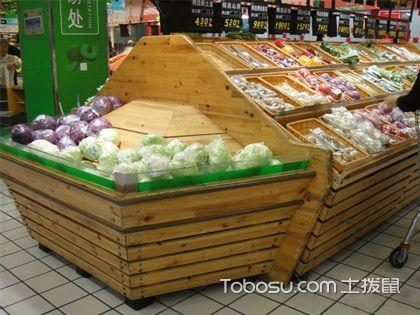 木制货架展柜 商品摆放也需要技巧