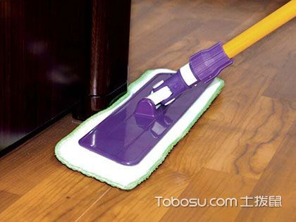 木地板清洁措施,让居室空中清洁如新
