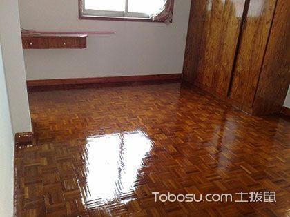 木地板怎样打蜡?四步弄定空中调养