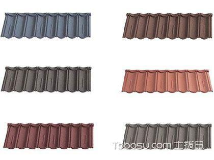 彩石金属瓦7大特点,造就新型高级屋面材料