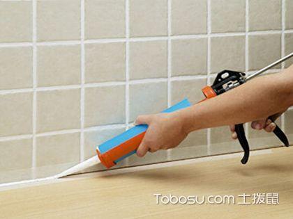 瓷砖填缝剂怎么用 四步就能轻松搞定