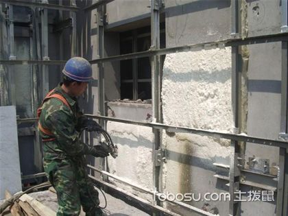 聚氨酯外墙保温材料 多项性能优于传统材料