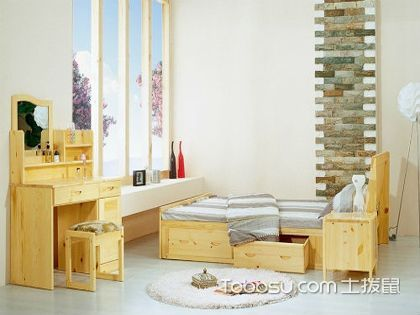 刨花板家具:板式家具的防潮代表