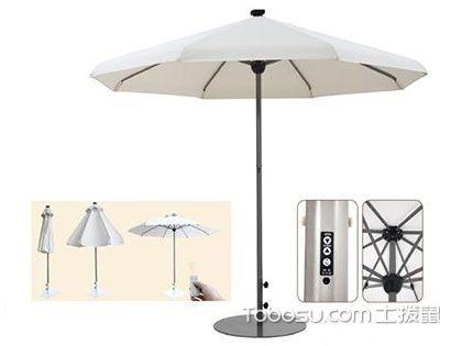 户外遮阳伞7大种类,满足您的不同需求