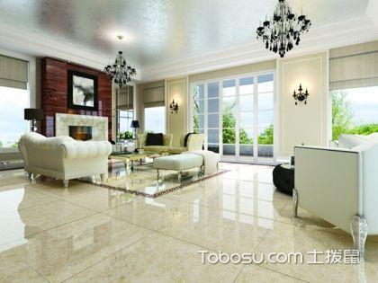 大理石和瓷砖的区别是什么?分清材质避免错误铺装