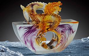 【琉璃工艺品】琉璃工艺品特点,保养方法,琉璃工艺品鉴别方法