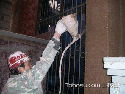 厚型防火涂料 施工厚度要达到标准