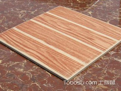 仿木瓷砖or实木地板,?#32570;人?#26356;好?