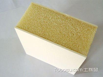 聚氨酯保温板性能 优于同类板材的选择