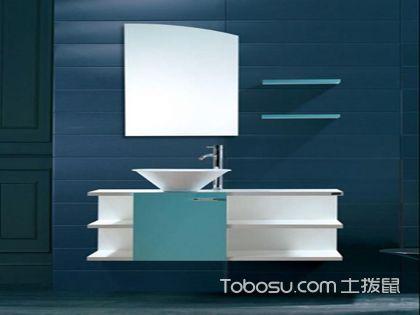 """怎么选择卫浴柜?两步选出防水""""大肚量"""""""