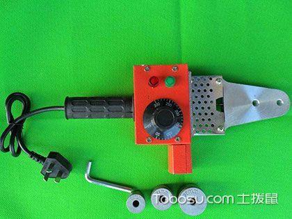 水管热熔机如何使用?8步熔接管材管件