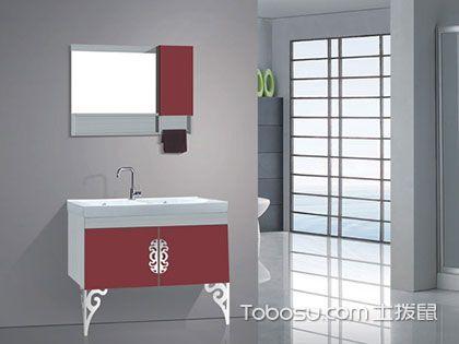 不锈钢浴室柜的4点好处,你会选它吗?