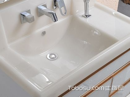 玉石浴室柜怎么样 外观性能好但难保养