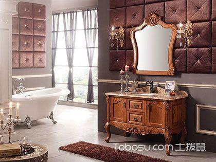欧式浴室柜10个保养小技巧,延长使用寿命的秘诀