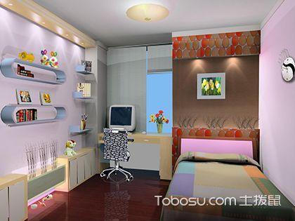小房间布置有技巧 舒适空间轻松营造