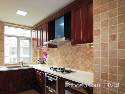 厨房墙砖选择 四大问题要考虑