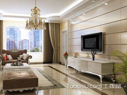 简欧客厅装修 舒适与品质并存