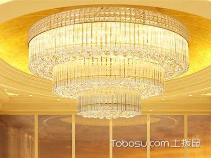 客厅水晶灯价格 性价才是选购重点